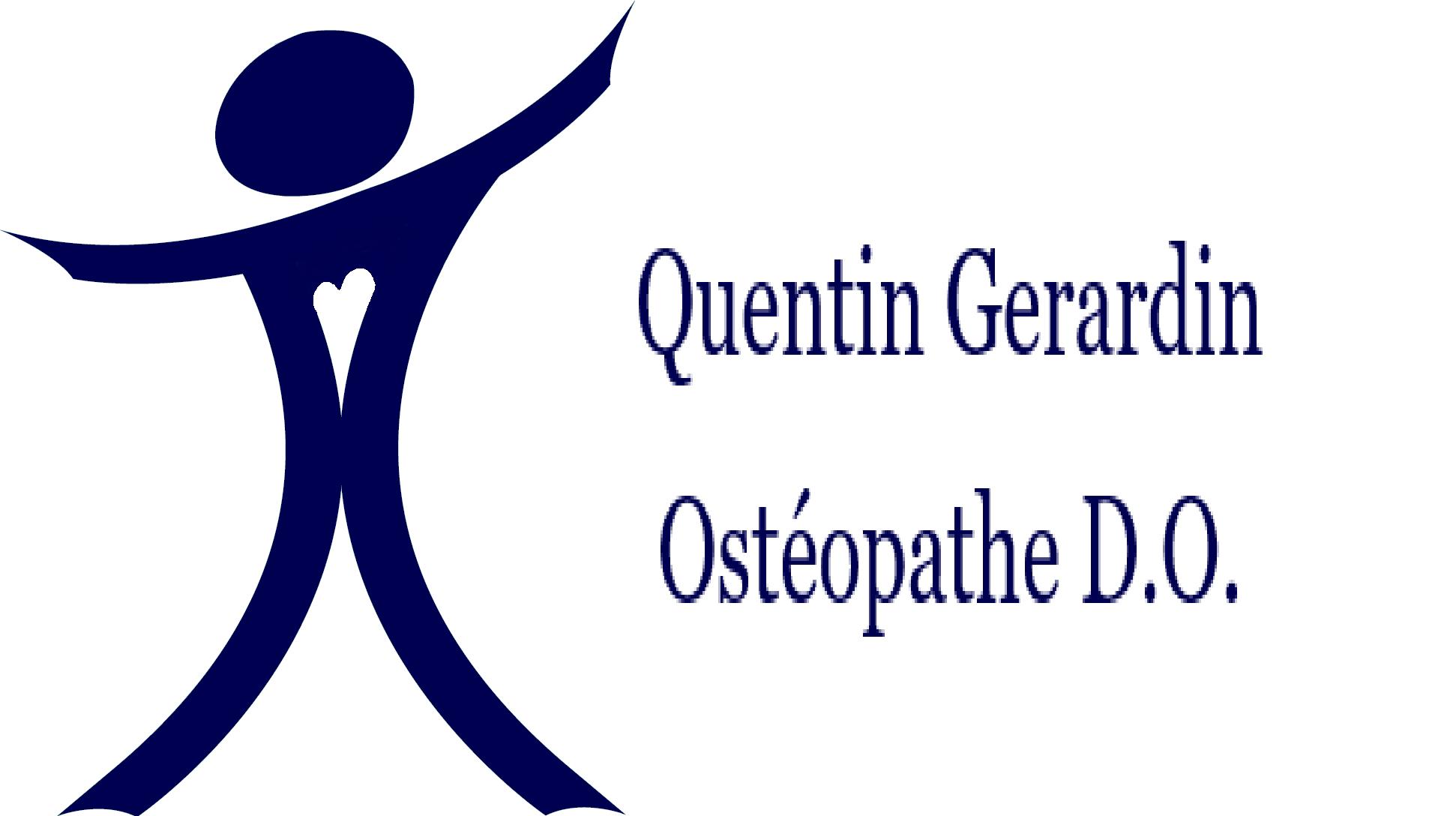 Quentin Gerardin Ostéopathe D.O.