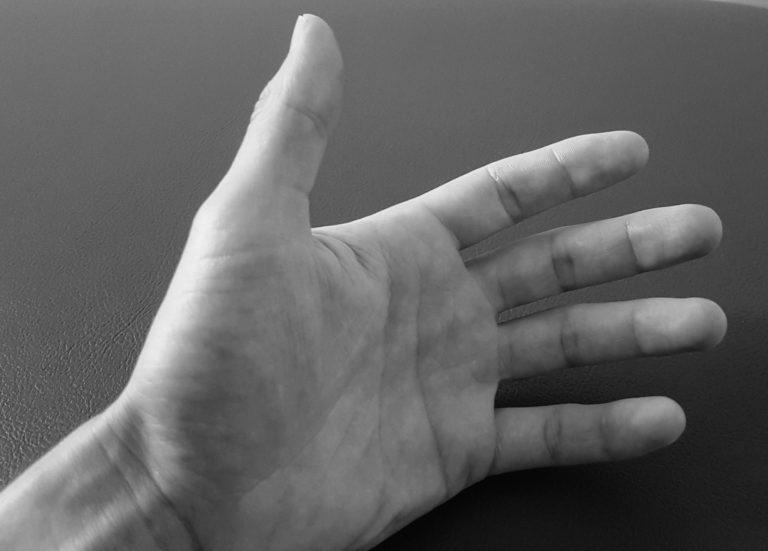 Réflexion sur le toucher